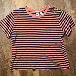 QUICKSILVER striped top